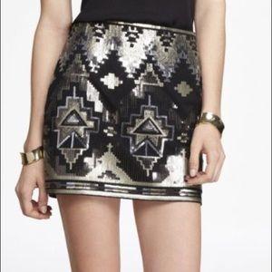 ❤️ Express Sparkle Mini Skirt ❤️